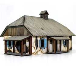 28mm Ukrainian Rural House