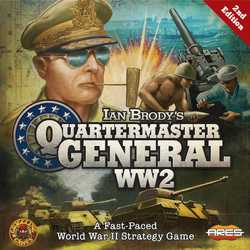 Quartermaster General 2nd ed