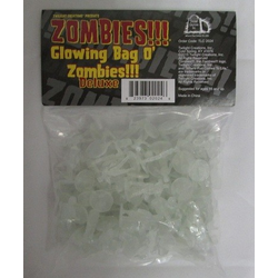 Zombies!!!: Bag o' Glowing Zombies!!! Deluxe