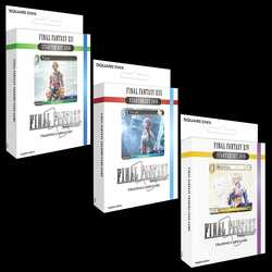 Final Fantasy TCG: Final Fantasy XII Starter Set 2018