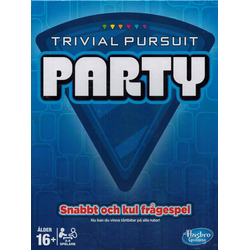 Trivial Pursuit: Party (Sv. regler)