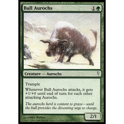 Magic löskort: Coldsnap: Bull Aurochs