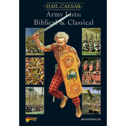 Hail Caesar: Army Lists Volumn 1 - Biblical & Classical