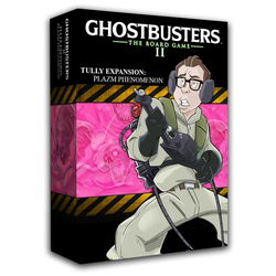 Ghostbusters II: Louis Tully's Plazm Phenomenon