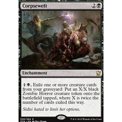 Magic löskort: Dragons of Tarkir: Corpseweft