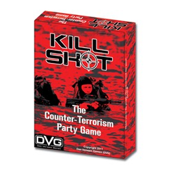Kill Shot - The Counter-Terrorism Party Game