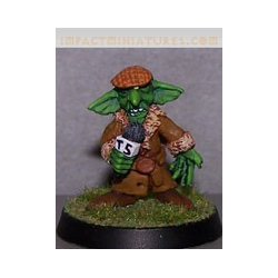 Fantasy Football Sideline - Motty the Goblin Commentator (Impact)