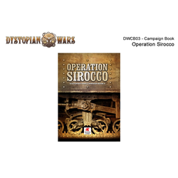 Dystopian Wars - Operation Sirocco Campaign Book