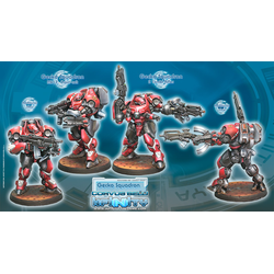 Nomads - Gecko Squadron (Box of 2)