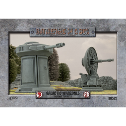Battlefield in a Box: Galactic Warzones - Defense Turrets