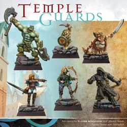 Temple Guards