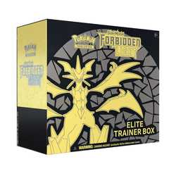 Pokemon TCG: Sun & Moon 6 Forbidden Light Elite Trainer Box