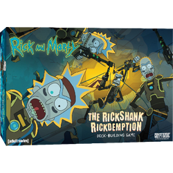 Rick and Morty: The Rickshank Rickdemption DBG