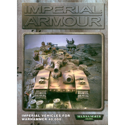 Imperial Armour Book 1