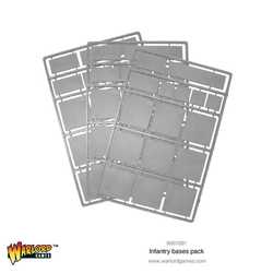 Warlord Infantry Bases Pack