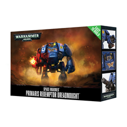 Space Marines Primaris Redemptor Dreadnought (easy-to-build)