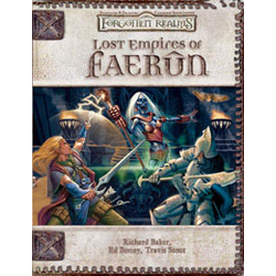 D&D 3.0: Forgotten Realms - Lost Empires of Faerun