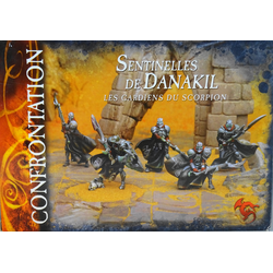 Alchemists of Dirz: Sentinels of Danakil (Box, Metall)