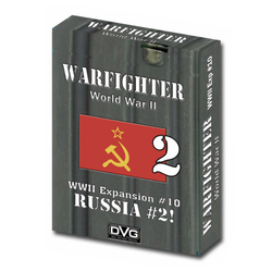 Warfighter WWII: Expansion 10 - Russia 2