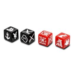 Blood & Plunder: Marker Dice Set (24)