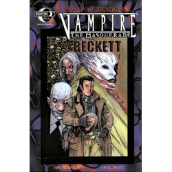 Vampire: The Masquerade: Grafic Novel: Beckett (Begagnad) )