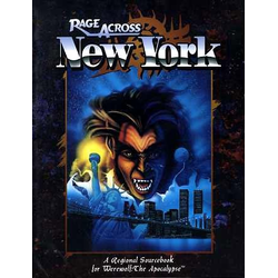 Werewolf: The Apocalypse - Rage Across New York