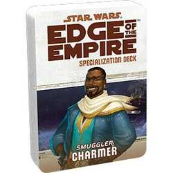 Star Wars: Edge of the Empire: Specialization Deck - Smuggler Charmer