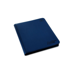 Ultimate Guard 12-Pocket QuadRow ZipFolio XenoSkin Dark Blue