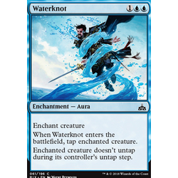 Magic löskort: Rivals of Ixalan: Waterknot