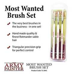 AP Most Wanted Brush Set