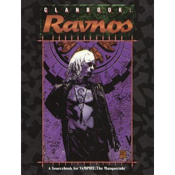 Vampire: The Masquerade: Clanbook, Ravnos