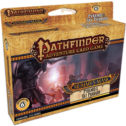 Pathfinder Adventure Card Game: Mummy's Mask: Pyramid of the Sky Pharaoh