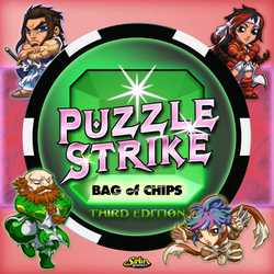 Puzzle Strike 3rd edition inkl Promo Chips