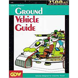 2300AD: Ground Vehicle Guide