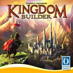 Kingdom Builder inklusive Nomads