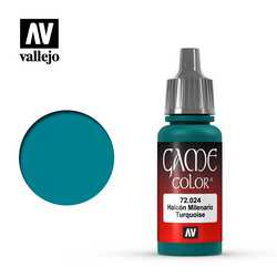Vallejo Game Color: Turquoise