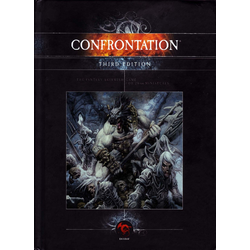 Confrontation: Rulebook 3rd ed (softcover)