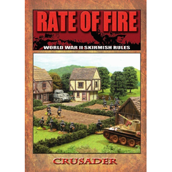 Rate of Fire (WW2 Skirmish Rules)
