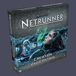 Netrunner LCG: Creation and Control