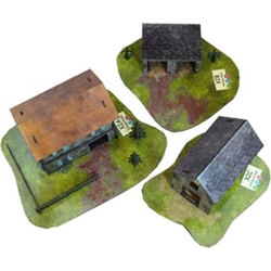 Sergeants Miniature Game: Pontigou Farm
