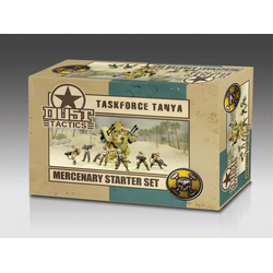 Mercenary Starter Set - Taskforce Tanya