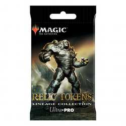 Ultra Pro: Lineage Collection Relic Token (1)