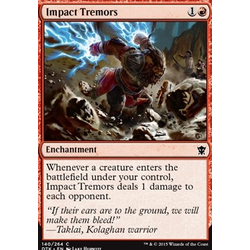 Magic löskort: Dragons of Tarkir: Impact Tremors