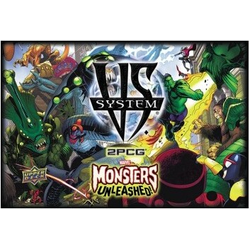 Vs. System 2PCG: Monsters Unleashed