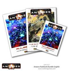 Beyond the Gates of Antares: Rulebook Bundle