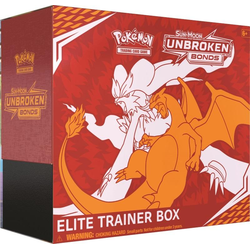Pokemon TCG: Sun & Moon 10 Unbroken Bonds Elite Trainer Box