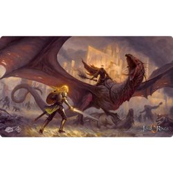 Lord of the Rings LCG: The Flame of the West Playmat