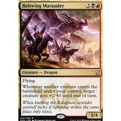 Magic löskort: Dragons of Tarkir: Boltwing Marauder (Foil)