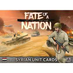 Fate of a Nation: Syrian Unit Cards