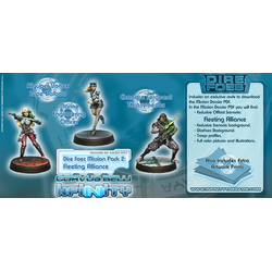 Dire Foes Mission Pack 2: Fleeting Alliance (Nomads VS ALEPH)